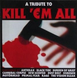 A tribute  to kill em all