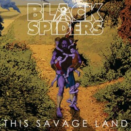 Black Spiders This Savage Land