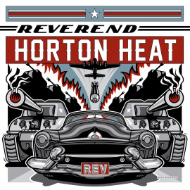 Reverend Horton Head