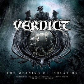 Verdict - The Meaning Of Isolation - Artwork