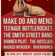 Am 30.04.2015 wird wieder einmal das Uncle M Fest stattfinden, wie immer in Münster im Skater's Palace und wie in jedem Jahr hat das Festival ein mehr als gelungenes Poster […]