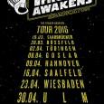 Springt hier jetzt jemand auf die aktuelle Star Wars Sache auf mit dieser Tour? Ich weiß es nicht, gefällt mir aber trotzdem, das aktuelle Tourplakat der The Thrash Awakes Tour […]