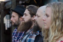 Naked Hazelbeards Band