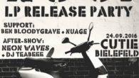 Der biotechpunk, der Zitronenhund und das OX Zine präsentieren euch hier und heute die LP Release Party von ROSI, zusammen mit Ben Bløødygrave und nuage, sowie die DJs Neon Waves […]
