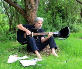 Shiregreen Gitarre