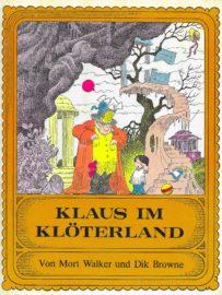 Klaus im Klöterland Artwork