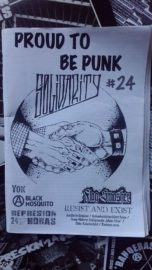 Proud to be Punk Fanzine #24