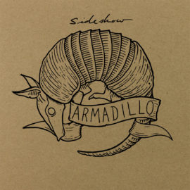Sideshow Armadillo Artwork