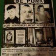 Pround To Be Punk – Ausgabe 27 Jans Ehrlichkeit zu lesen ist für mich immer wieder eine Freude! Auch wenn er mein Fanzine Extrem Liedermaching als hässlichstes D.I.Y. Fanzine Heft […]